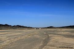 I_B_IMG_7454 (florian_grupp) Tags: china railroad train landscape asia mine desert muslim railway steam xinjiang mikado locomotive ore js steamlocomotive 282 opencastmine yamansu