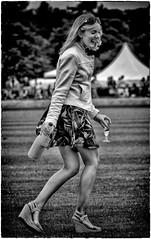 Hoorah... :) (Andy J Newman) Tags: street portrait england festival lady drunk nikon unitedkingdom candid champagne gloucestershire westonbirt gb polo tipsy d7100 silverefex