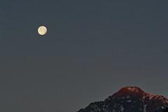 Chaberton (MILESI FEDERICO) Tags: summer italy moon detail sunrise landscape nikon europa europe italia estate alba details luna piemonte dettagli piedmont luce paesaggio valsusa dettaglio 2016 nital valdisusa milesi valledisusa d7100 visitpiedmont lunagrande valliolimpiche nikond7100 milesifederico
