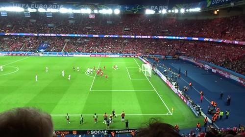 Portugal Vs. Austria Euro 2016 Group E Parc Des Princes