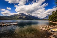 Lake McDonald (Samantha Decker) Tags: montana mt nps wideangle glaciernationalpark uwa lakemcdonald canonef1635mmf28liiusm canoneos6d samanthadecker