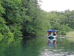 Macedonia (Struga) Boat trip in St. Naum Springs