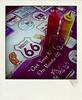 Cosy Drive In table (Leo Reynolds) Tags: xleol30x poladroid polaroid faux fauxpolaroid fake fakepolaroid phoney phoneypolaroid route66 sign xx2016xx