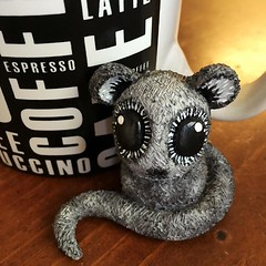 Enjoying my coffee this morning with this little one.  #sculpture #sculpting #sculpt #polymer #polymerclay #clay #premo #fimo #sculpey #supersculpey #figurine #miniature #handmade #handmadebyme #handmadetoy #artistsoninstagram #artist #art #designertoy #a (Out of the Orden-ary ) Tags: sculpture art square creativity miniature doll artist handmade oneofakind ooak workinprogress harrypotter craft wip polymerclay fimo artdolls fantasy clay squareformat sculpey artdoll figurine creature magical crafting arttoy claycraft sculpting sculpt polymer designertoy fantasyart premo handmadetoy ooakdoll gameofthrones supersculpey handmadebyme fantasycreature instaart fantasticbeasts magicalcreatures creaturedesign processofcreativity ooakartdoll iphoneography instagramapp uploaded:by=instagram artistsoninstagram makersgonnamake worldofartists craftsposure livingwithmythicalpets instaartists makersgonnashare sculpturesofinstagram