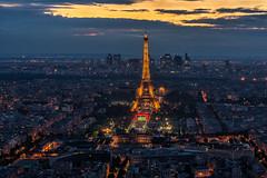 Paris during UEFA Euro II (C.Kaiser) Tags: paris frankreich ledefrance eiffeltower toureiffel eiffelturm fr tourmontparnasse em2016 portugalaustria00