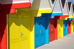 Beach Huts, Whitby (Ken Barley) Tags: yorkshire whitby northyorkmoors beachhuts