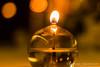 Lamparina (Pzado) Tags: glass vidro ball bokeh interior sãopaulo vela decoração óleo sãopedro lamparina águasdesãopedro grandehotelsenac jeguiando
