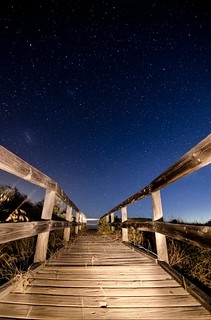 Large & Small Magellanic Clouds - Guilderton, Western Australia