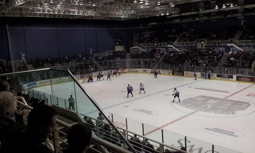 Braehead Clan v Dundee Stars, Braehead Arena