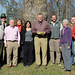 FS_Governor McAuliffe visits Fairy Stone 112214