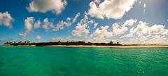 Petit Tabac - St. Vincent Grenadine Islands Panorama 1 (Digital Elements Photography LLC) Tags: st island sailing union vincent grenada tabac grenadines mayreau tobago petit cays rameau
