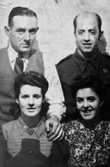 Image titled John and Agnes 'Inglis' Milne 1940s