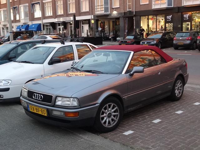 netherlands scheveningen nederland denhaag audi cabriolet 2014 sidecode5 fxbf80
