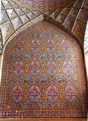 Mezquita Nasir-Ol-Mol Shiraz Irn 17 (Rafael Gomez - http://micamara.es) Tags: iran persia mosque mezquita shiraz  irn  nasir   almulk   nasirolmol mezquitarosa