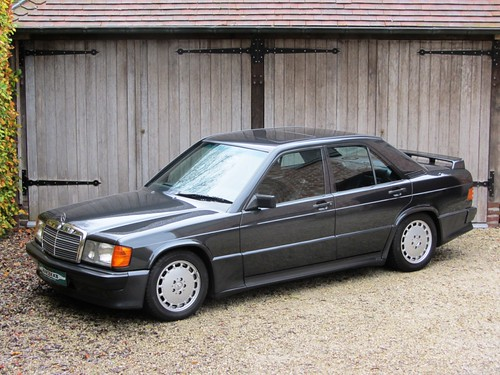 Mercedes 190E 2.3-16 Cosworth (1985).