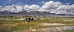 Bergland Kirgistan