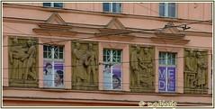 jugendstil in prag (ugblasig) Tags: czech prague prag praha tschechien artnouveau bohemia czechoslovakia cechy jugendstil bhmen echy bohme tchcoslovaquie tschechoslowakei tchquie