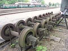 RBB, Rder (v8dub) Tags: railroad train germany deutschland eisenbahn railway zug insel roland rgen bahn isle allemagne ostsee trein vorpommern le putbus schmalspurbahn rasender mecklenbug rbb