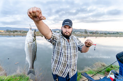 From Turkey to Striped Bass (Photography by Servando Miramontes) Tags: family portrait color river fishing fisherman nikon fishermen bass brother working napa ultrawide f28 fishin napacounty napariver stripedbass ultrawideangle fishon d7k d7000 cityofnapa nikontokina1116mmf28 napafishing