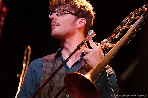 Andreas Tschopp: trombone