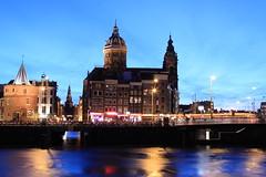 Schreierstoren Amsterdam (randaniel) Tags: holland netherlands amsterdam iamsterdam nederland kerk sintnicolaas amstel niederlande centraal basiliekvandehnicolaas