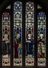 Photo of Stained glass window, St James the Great, Kilkhampton, Cornwall
