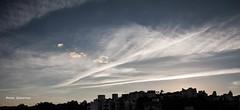 Desenhando no quadro do cu (Centim) Tags: cidade brasil nikon foto br cu prdosol nuvens fotografia nuvem estado crepsculo amricadosul pas d90 crepsculovespertino continentesulamericano