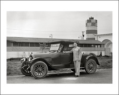 Vehicle Collection (5034) (Steve Given) Tags: car automobile airforce airfield airman familycar socialhistory