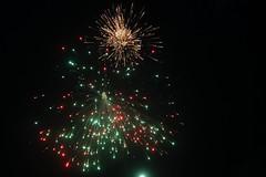 Fireworks @ Victory Day Celebration 2014 - 2