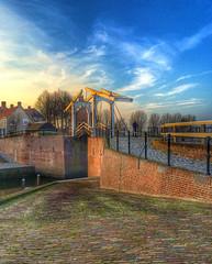 Haventje van Heusden (Noord Brabant)