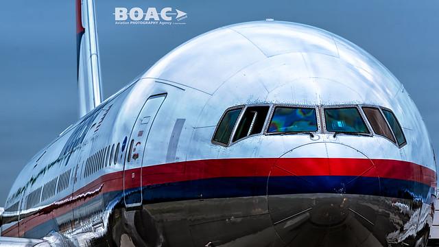 Malaysian | 9M-MRO | Boeing 777-2 | EHAM/AMS