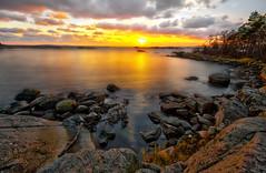 Ytterligare en svensk solnedgng (Ludwig Srmlind) Tags: sunset canon sweden sverige hdr archipelago solnedgng blekinge skrgrd kofsa oloneo