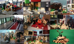 [2014] (President Prime Minister Admiral General Aladeen) Tags: brick soldier war arms lego military scene special operator forces brickarms