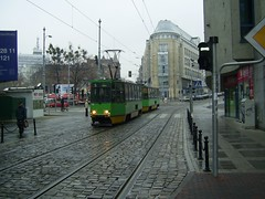 Konstal 105Na, #114, MPK Pozna (transport131) Tags: tram mpk pozna tramwaj konstal 105na