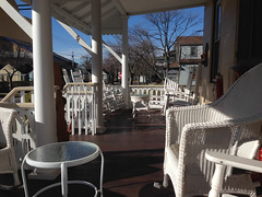 Wicker Porch (gaila3) Tags: christmas homes porch wicker oceangrovenj victoriantour2014househoteltourhotels