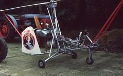 G-AXAS-31-01-1981 (swbkcb) Tags: wallis gaxas wa116 reymerstonhall wgcdrkenwallis