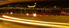 red Bus in bus lights - Stuttgat airport Flughafen (eagle1effi) Tags: camera longexposure bridge light test bus canon photography photo bestof foto traffic photos low powershot photograph fotos nightlight sample nightlife bild 60 longshutter bilder dunkel hs beste sx dunkelheit beispiel langzeitbelichtung damncool nightimage beispielbilder caonon bridgecamera eagle1effi sx60 bridgekamera canonpowershotsx60hs canonsx60hs sx60hs canonpowershotsx60 canonsx60 powershotsx60 sx60best