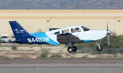 CAE Oxford Piper PA-28-181 Archer TX N4403M (ChrisK48) Tags: airplane aircraft dvt phoenixaz pa28 2013 kdvt piperaircraft piperpa28181 phoenixdeervalleyairport n4403m caeoxfordaviationacademy archertx