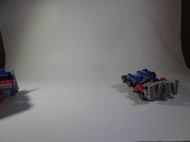 Tutorial- Transformation part 3- Movie Optimus Prime