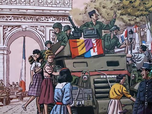 España olvida de nuevo a Amado Granell, el hombre que liberó París