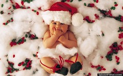 Gift for Christmas (wallsfield) Tags: baby newyear gift santaclaus 2015 forchristmas