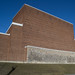 Exterior of auditorium, Hillcrest high school (Ottawa)