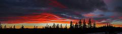 Sonnenuntergang am Teufelstein (ernst.weberhofer) Tags: sunset sonnenuntergang fischbach teufelstein stanz joglland waldheimat stanglalm zellerkreuz