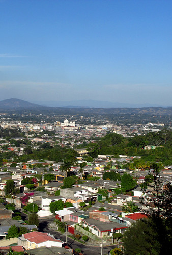 Vista de San Salvador
