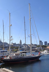 St-Jean II (Jacques Trempe 2,320K hits - Merci-Thanks) Tags: sailboat port river quebec stlawrence stlaurent stjean voilier fleuve