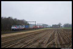 ERS 189 212, Holten 18-1-2015 (Henk Zwoferink) Tags: by siemens rail shuttle railways henk linked 212 189 holten poznan ers mrce es64f4 zwoferink