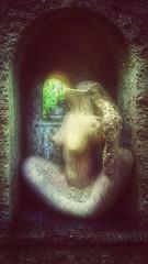 The Female Form (Mark.L.Sutherland) Tags: art statue stone headless samsung figure form sutherland femalesculpture