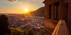 Heidelberg sunset (mirkofastner) Tags: castle heidelberg altstadt tokina1116mm