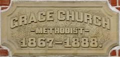 Grace Church - Methodist - 1867-1888 (Will S.) Tags: ontario canada church churches christian christianity methodist methodism mypics protestant brampton protestantism unitedchurchofcanada peelregion regionofpeel peelcounty