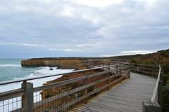 Great Southern Land (richcandle) Tags: ocean sea cliff coast cliffs boardwalk coastline rugged